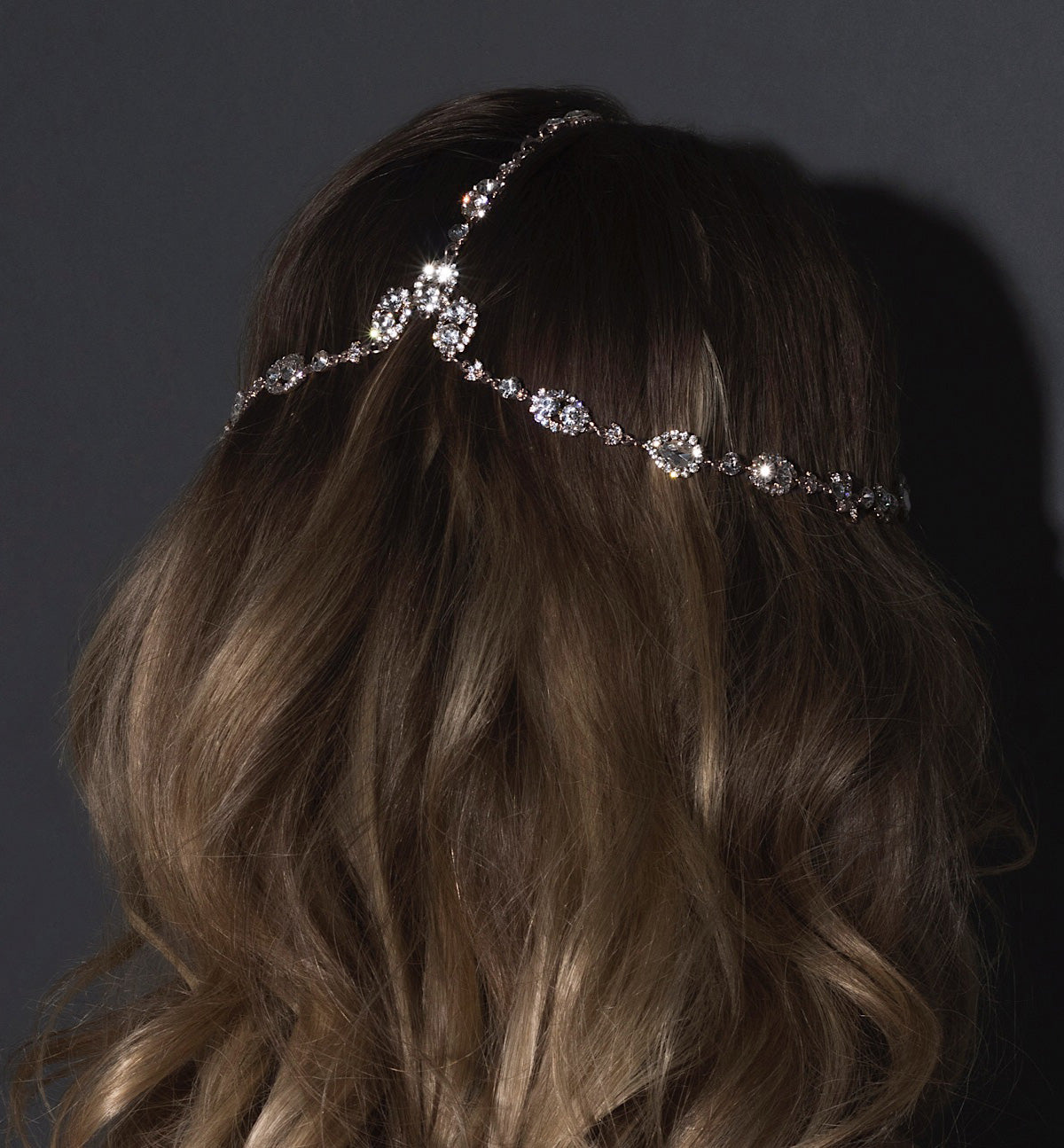 Jules Swarovski Headpiece - Amy O. Bridal