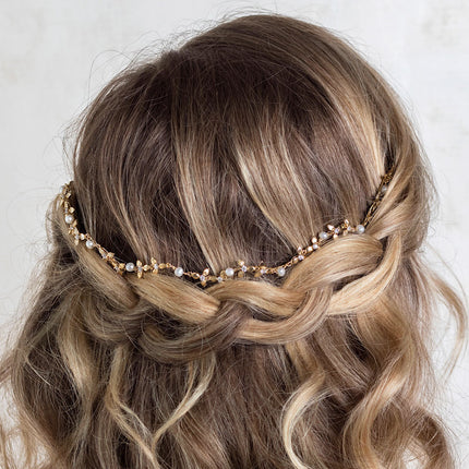 Meadow Pearl Headband
