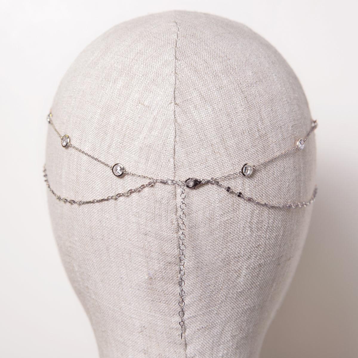 Sienna Tier Chain Headpiece