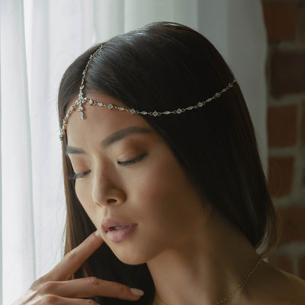Marquise Tikka Headpiece