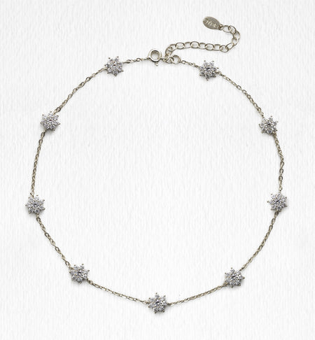 Crystal Choker Necklace