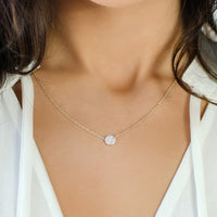 One in a Million Necklace - Amy O. Bridal