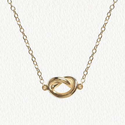 Love Knot Necklace