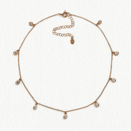 Dakota Dangle Choker