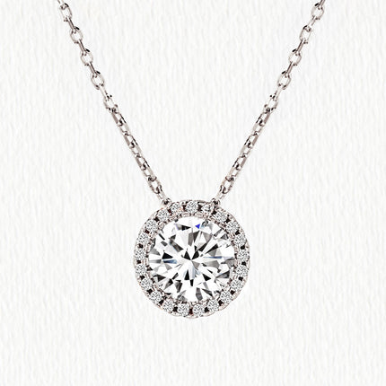 Mia Crystal Bridesmaid Necklace
