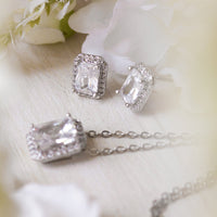 Esmeralda Jewelry Set - Amy O. Bridal