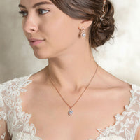 Sophia Crystal Jewelry Set