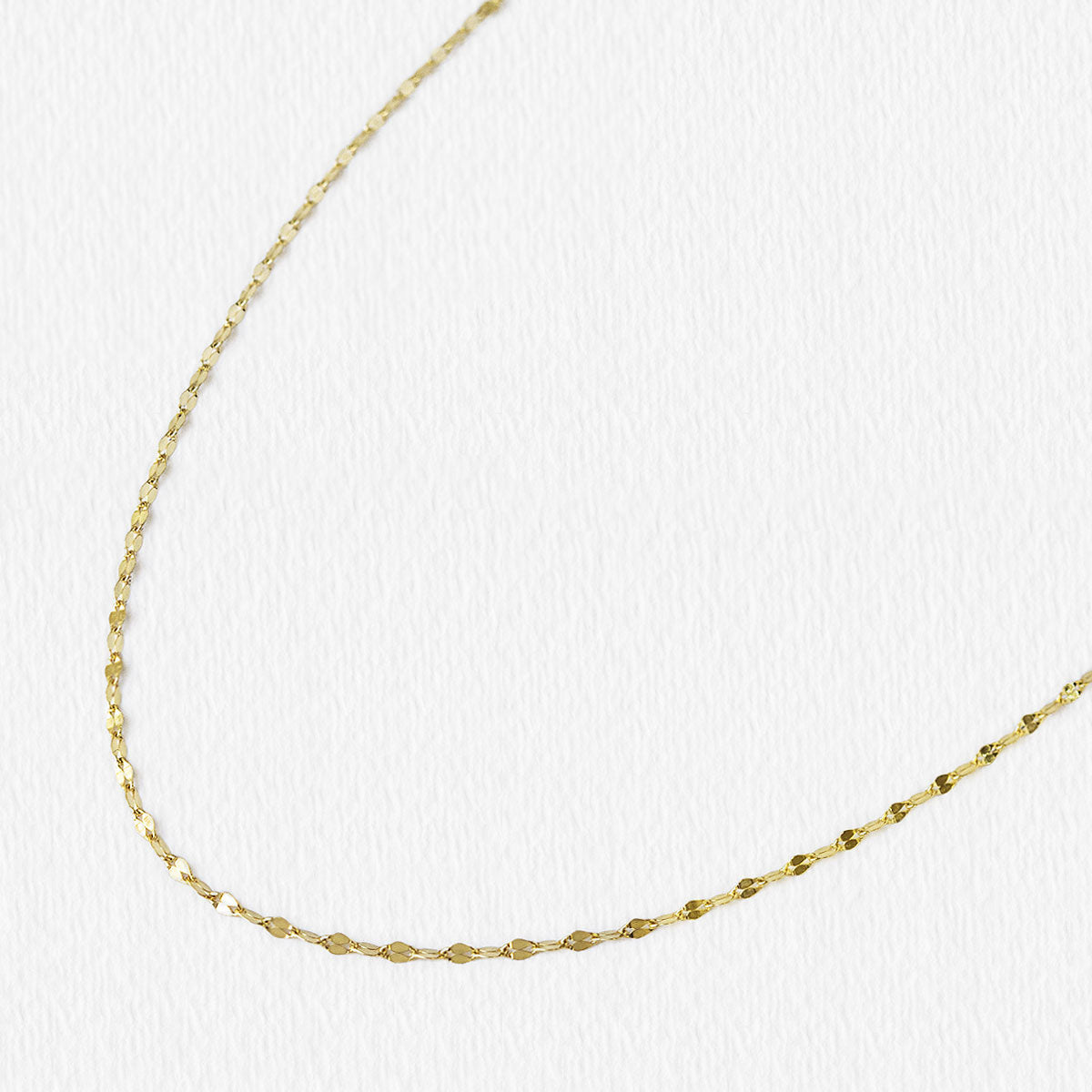 Front Chain for Back Necklace