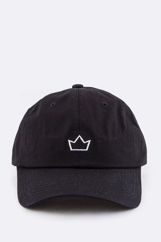 Royal Treatment Crown Hat - Madison + Mallory