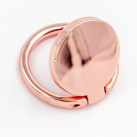 OS / Rose Gold Phone Ring - Madison + Mallory