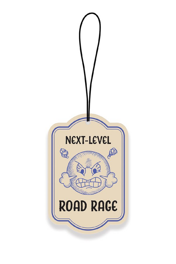 Road Rage Next-Level Road Rage Car Air Freshener - Madison and Mallory