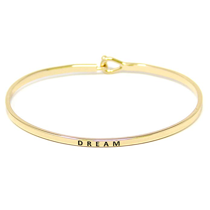 Dream Bangle Bracelet - Madison + Mallory
