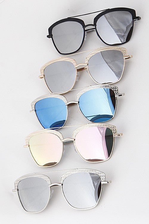 Uptown Girl Sunglasses - Madison + Mallory