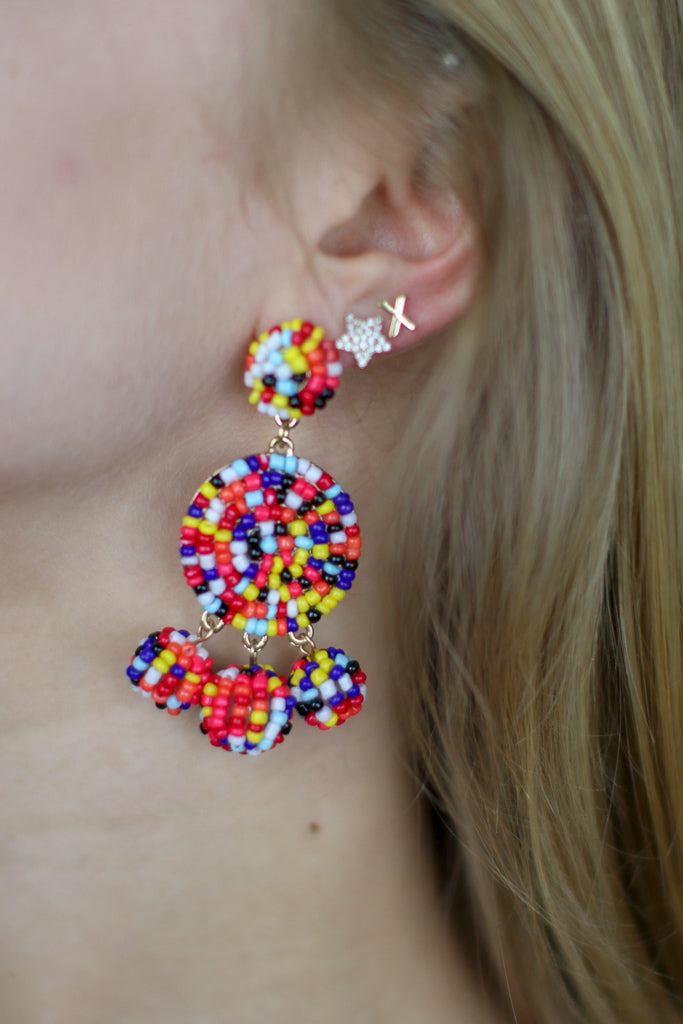Sweet Thing Dangle Earrings - Madison + Mallory