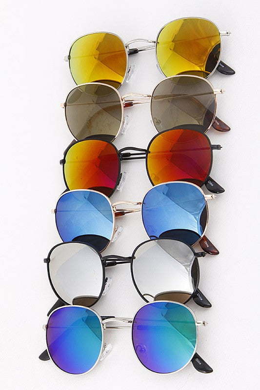 Electric Dreams Sunglasses + MORE COLORS - Madison + Mallory