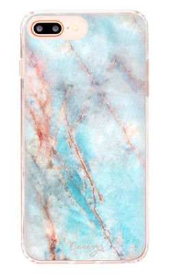 6/6s/7/8 P Frosty Marble iPhone Case - Madison + Mallory