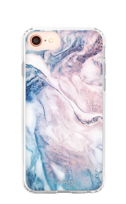 6/6s/7/8 Cloudy Marble iPhone Case - Madison + Mallory