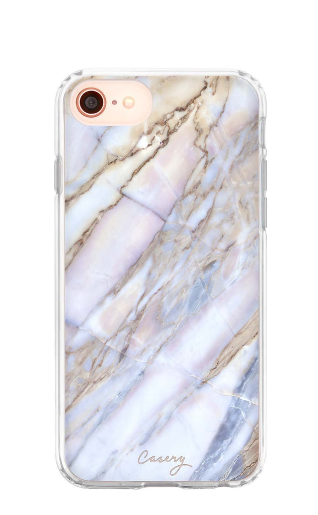 6/6s/7/8 Shatter Marble iPhone Case - Madison + Mallory