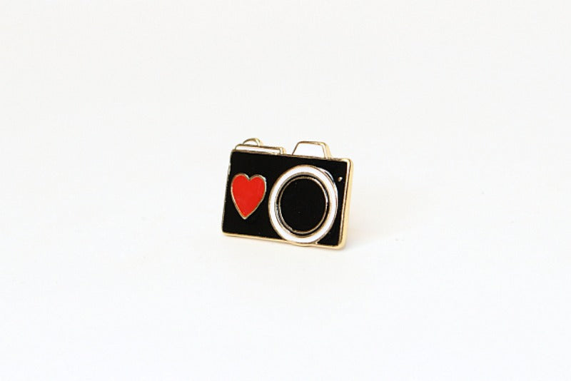 Red Heart Mix Pin Set - Madison + Mallory
