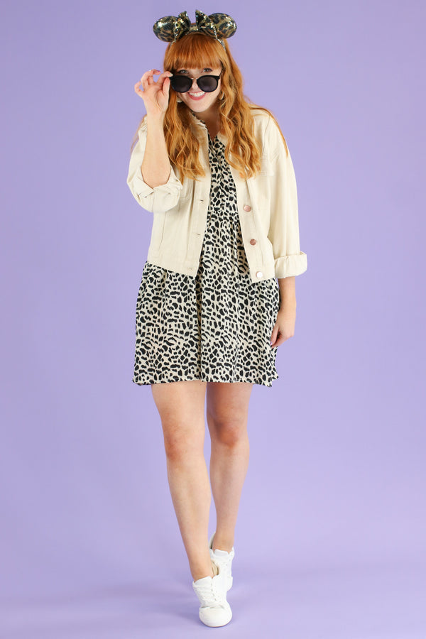 Playing it Cool Button Down Jacket - Madison and Mallory