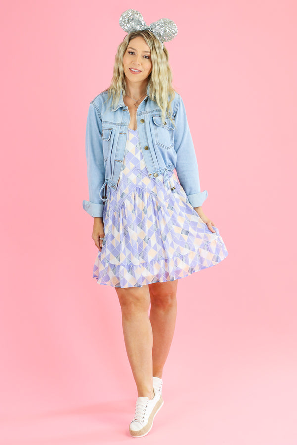 Just a Dream Away Ruffle Dress - Madison and Mallory