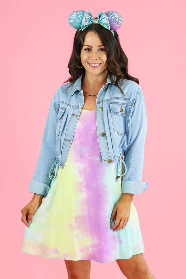 Easy Going Tie Dye Dress - FINAL SALE - Madison and Mallory