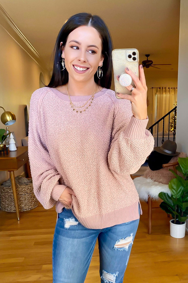 Fine and Mellow Soft Knit Sweater - Madison and Mallory