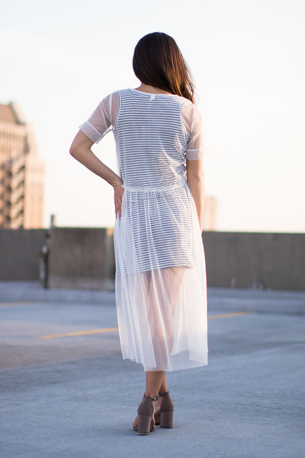Cameron Layered Dress - Madison + Mallory