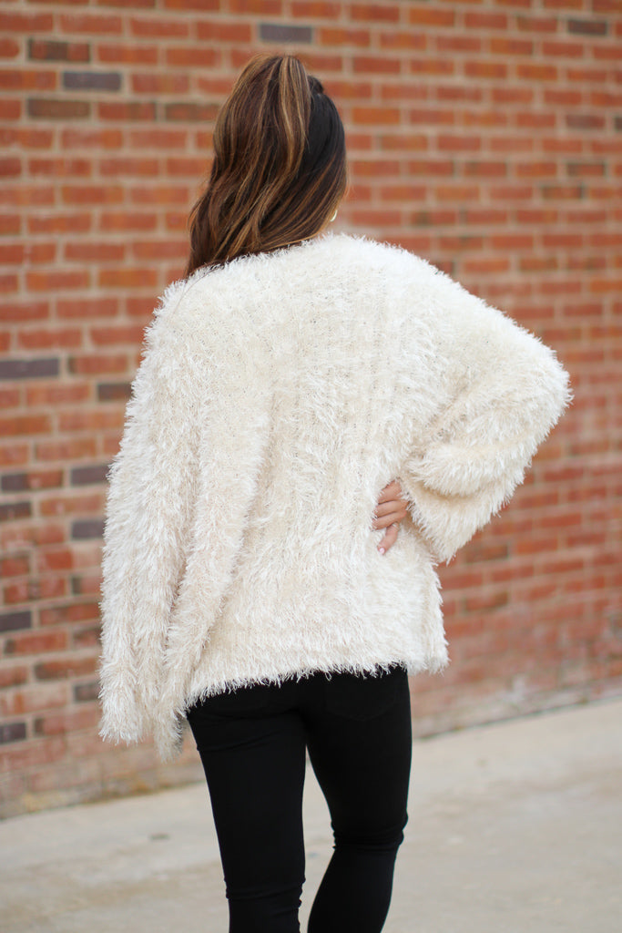 The Luxe Cardigan - Madison + Mallory