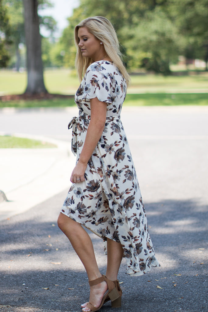 Mila Floral Dress - Madison + Mallory