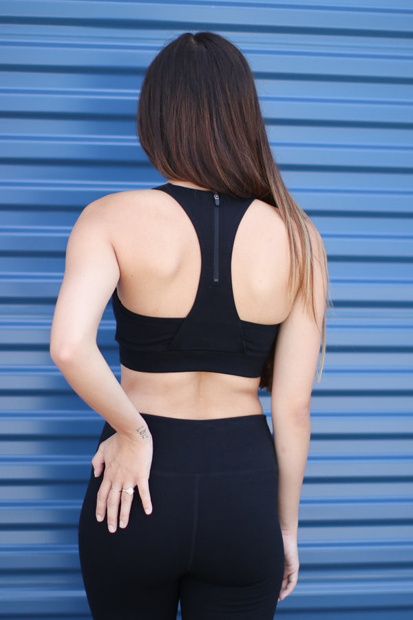 Star Shower Sports Bra - FINAL SALE - Madison + Mallory