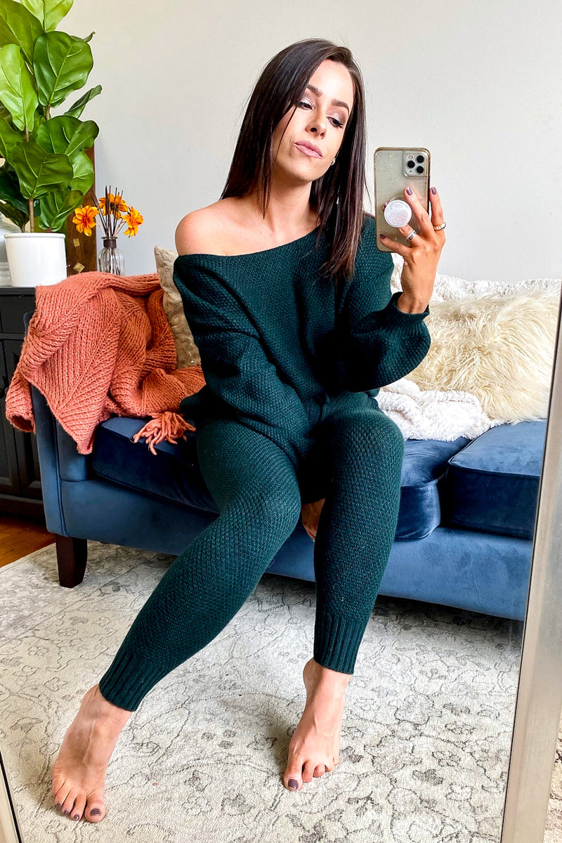 Casual Talks Knit Joggers - Madison and Mallory