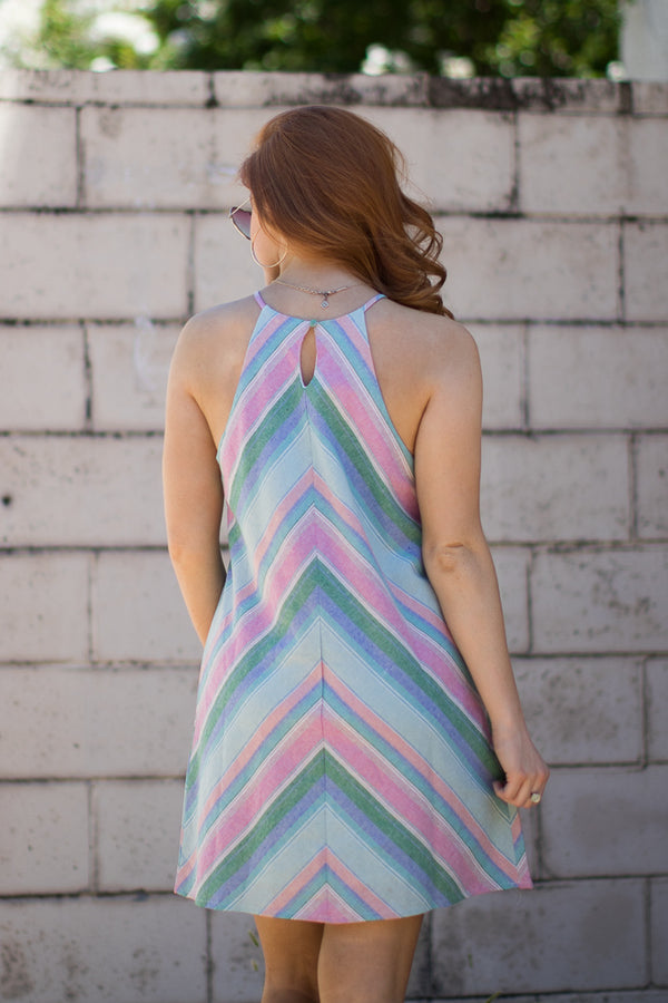 Sweet As Candy Dress - Madison + Mallory