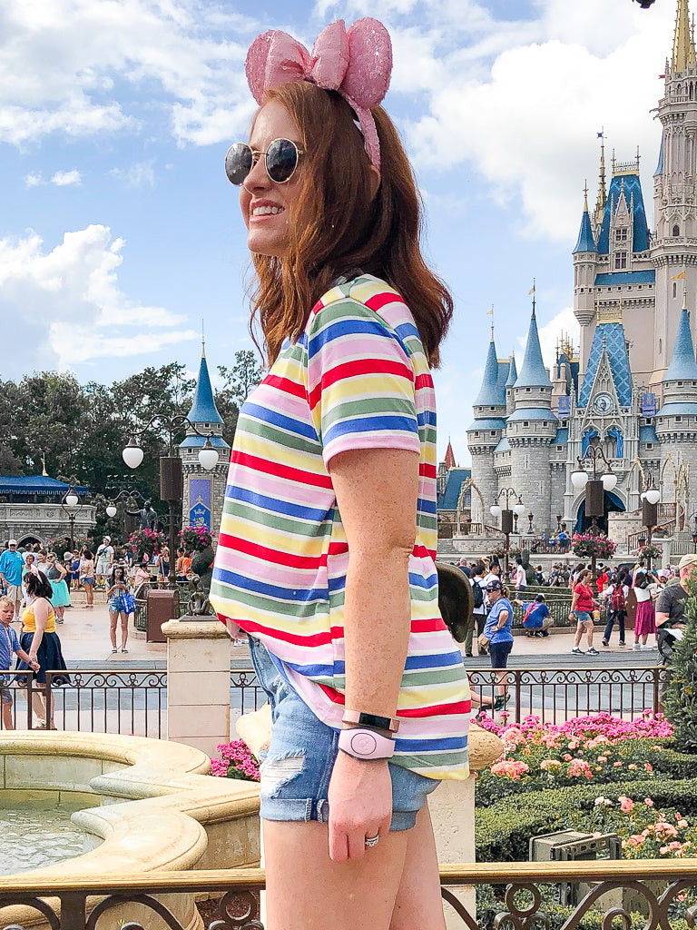 Rainbow Child Striped Top - Madison + Mallory