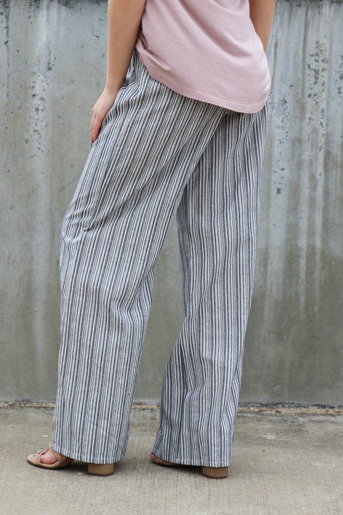Cora Wide Leg Pants - Madison + Mallory