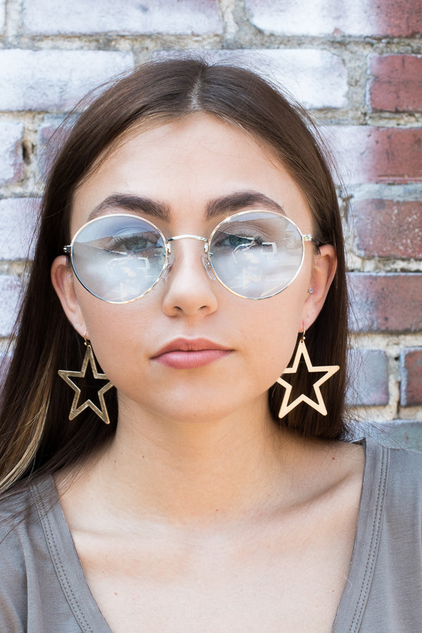 Shining Star Earrings - FINAL SALE - Madison + Mallory