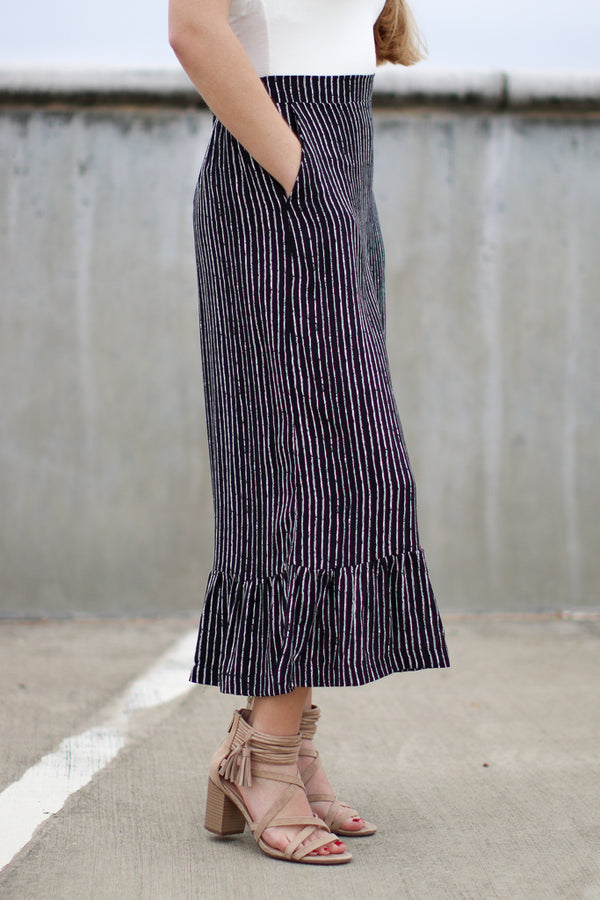 Ada Wide Leg Pants - Madison + Mallory