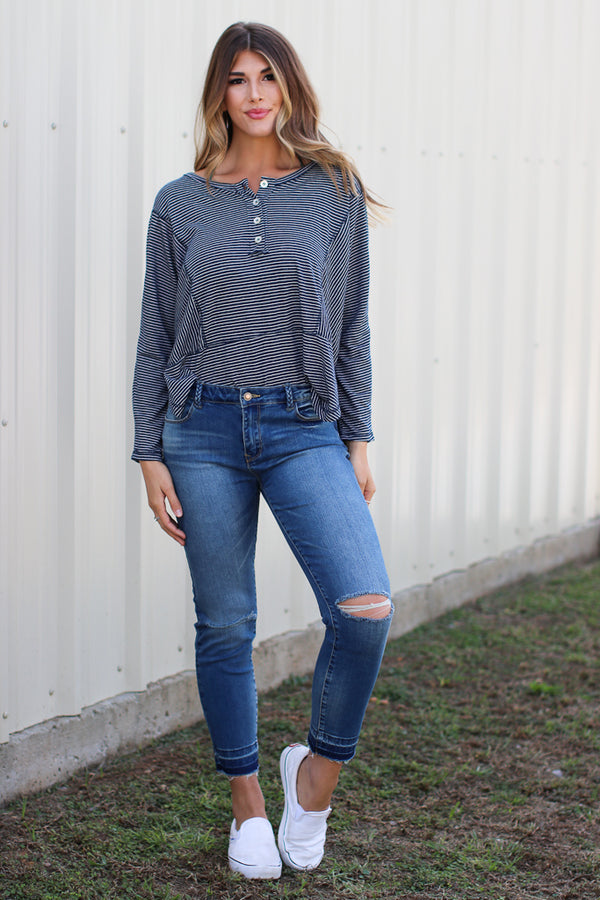 Danielle Skinny Jeans - FINAL SALE - Madison + Mallory