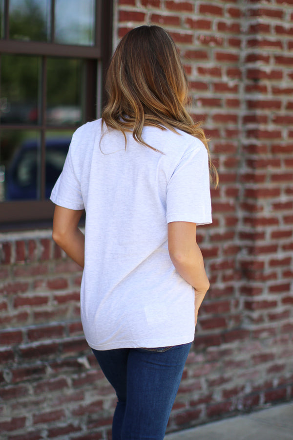 AL State Tee | CURVE - FINAL SALE - Madison + Mallory