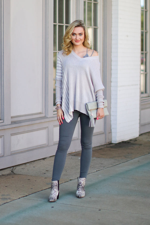 Lucky Chance Denim Jeggings - Madison + Mallory