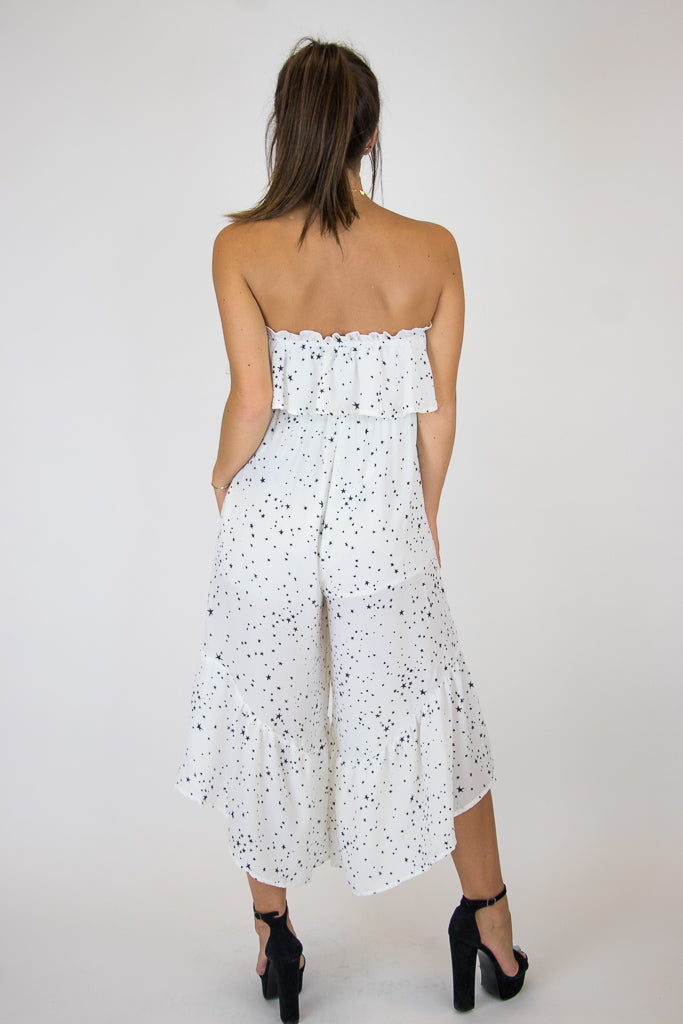 Lucky Star Jumpsuit - Madison + Mallory