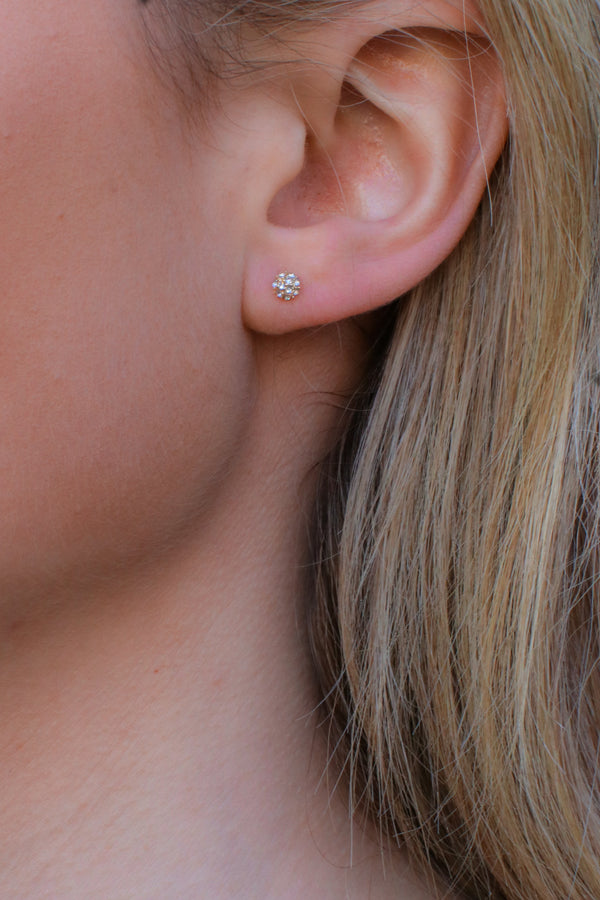 Infinite Possibilities Crystal Stud Set - Madison + Mallory