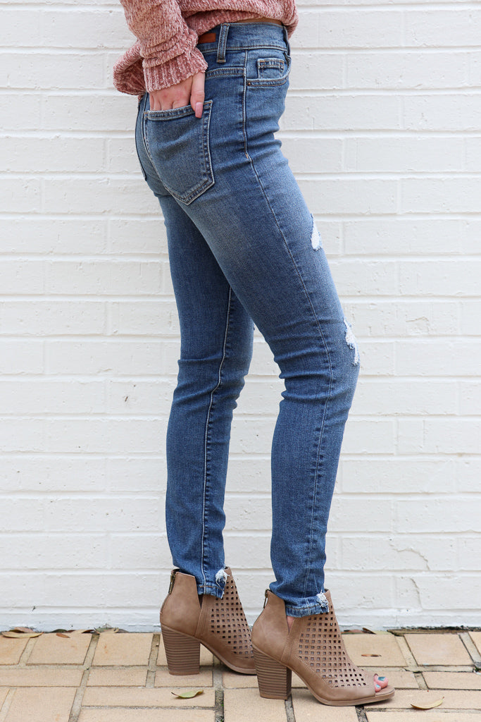 Mia Skinny Jeans - FINAL SALE - Madison + Mallory
