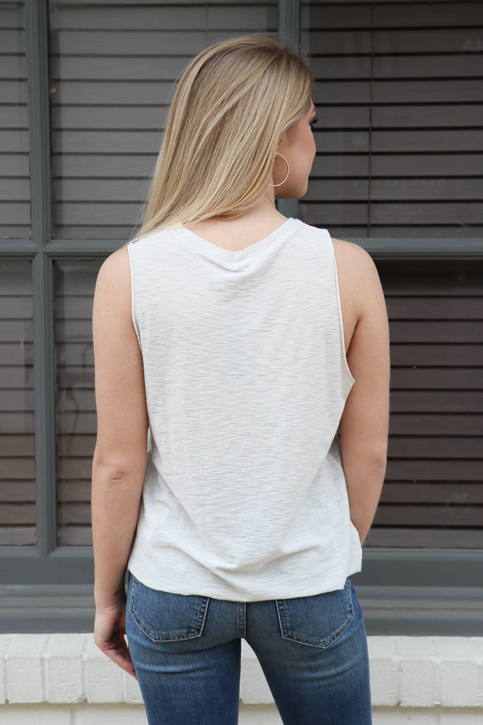 Mushroom Circle Graphic Top - FINAL SALE - Madison and Mallory