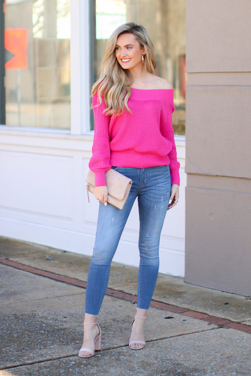 Going Viral High Rise Ankle Skinny Jeans - Madison and Mallory