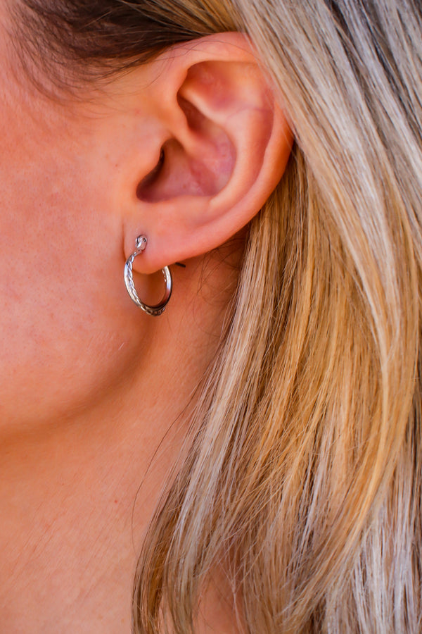 Perfect Trio Layered Hoop Earring Set - Madison and Mallory