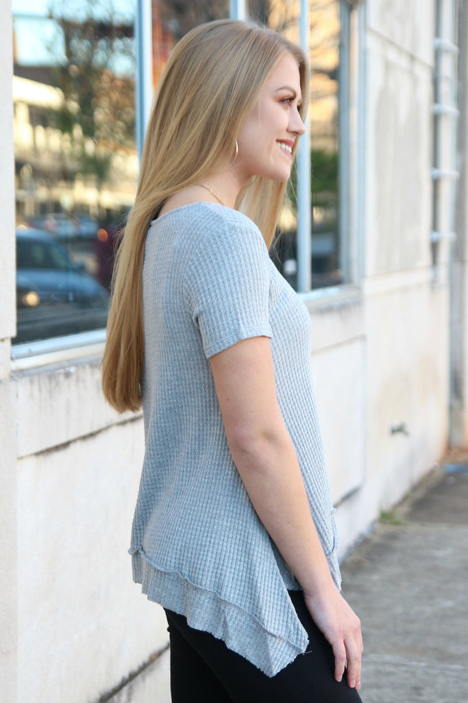 Flowy Thermal Top - Madison + Mallory