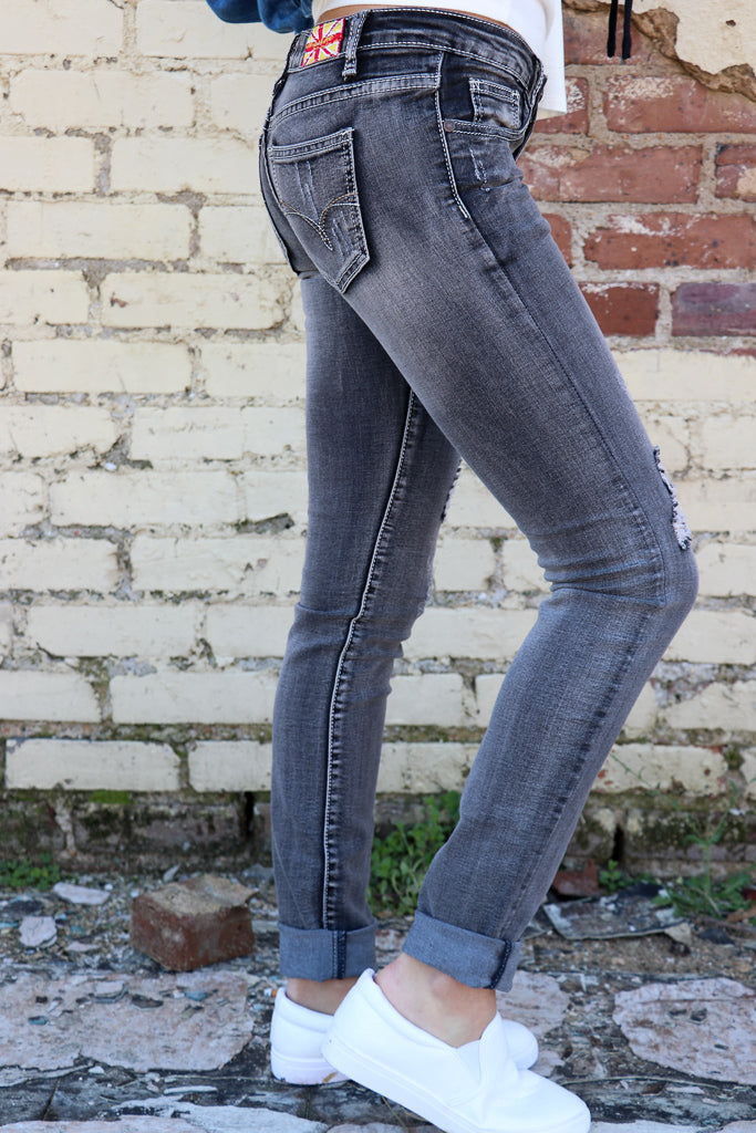 Rae Skinny Jeans - FINAL SALE - Madison + Mallory