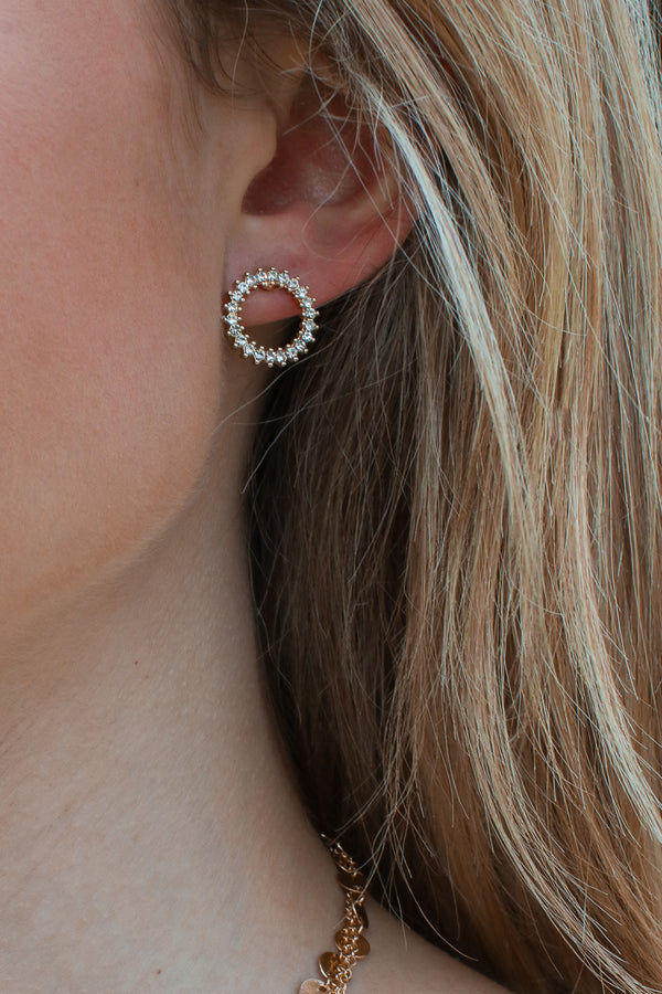 No Promises Stud Earring Set - Madison + Mallory