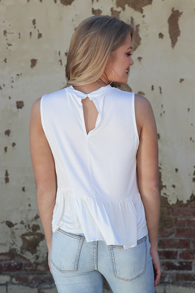 Charlotte Tank Top - Madison + Mallory